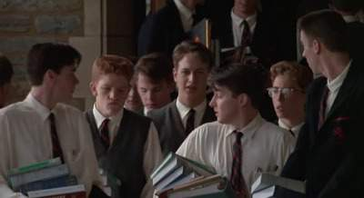 character analysis of know overstreet in the dead poets society by tom schulman Dead poets society worldfree4u dead poets society worldfree4u.