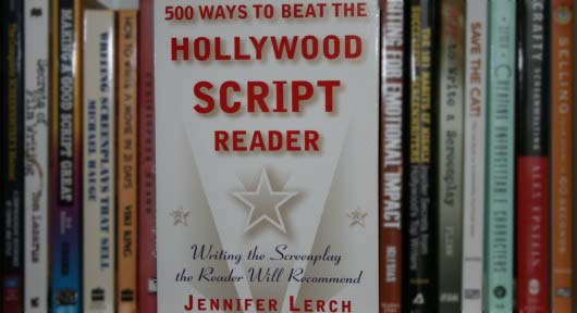 The Coverage of 500 Ways To Beat The Hollywood Reader