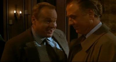 Basic Instinct Detective Gus Moran joking around