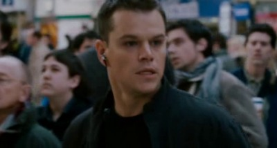 Bourne Ultimatum - Screenplay format intercut