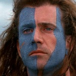 Whatascript! compilation of movie character quotes - William Wallace - Braveheart