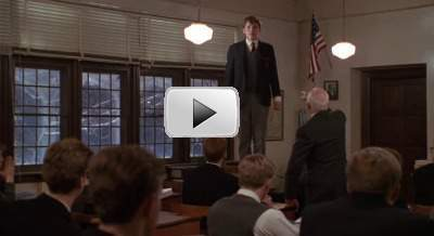 Dead Poets Society - O Captain, my captain