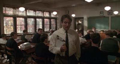 Dead Poets Society - Keating whistling