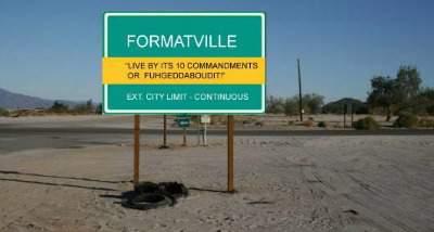 Formatville