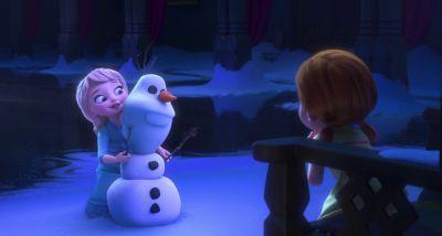 Screenplay Format Commandment #7: Thou Shalt Give Your Best Shot - Frozen