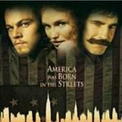 Gangs of New York - Free Movie Script