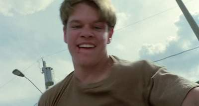 Good Will Hunting - fight