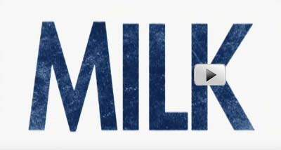 Dustin Lance Black - Milk Trailer