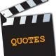 Cool, Funny, Romantic Movie Quotes