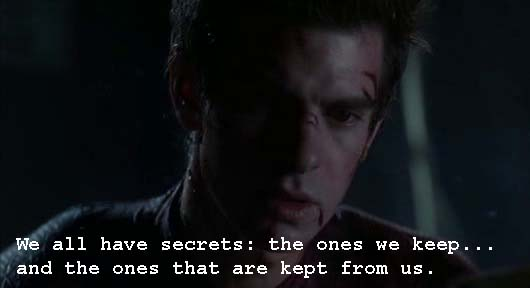 Whatascript! compilation of movie quotes - Peter Parker - The Amazing Spider-Man