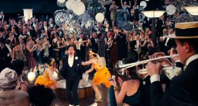 The Great Gatsby - Party Time