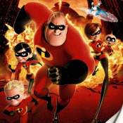 The Incredibles - Free Movie Script