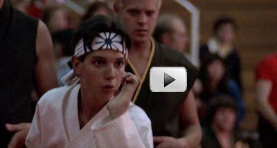 Screenplay Format Commandment #7: Thou Shalt Give Your Best Shot - The Karate Kid