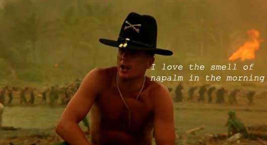 Apocalypse Now Lieutenant Colonel Bill Kilgore