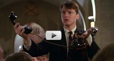Dead Poets Society - Call from God