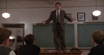 Dead Poets Society - Unconventional Keating