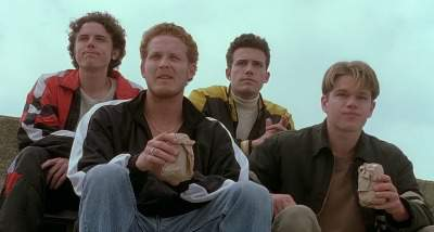 Good Will Hunting - the gang