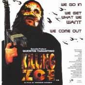 Killing Zoe - Free Movie Script