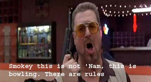 Whatascript! compilation of movie character quotes - The Big Lebowski